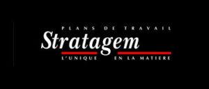 Logo Stratagem - Cuisines DEBARD