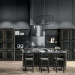 Cuisine Sagne style baroque modèle epernay - Cuisines Debard