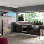 Sagne Cuisine modèle Etoile brillant/mat - Cuisines Debard