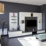 rangements - living meuble TV AGEM